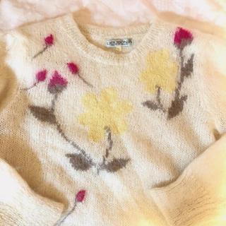 Lochie - vintage mohair sweater