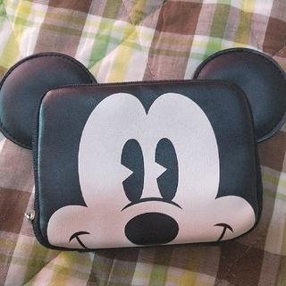 ミッキーマウス - ミッキーマウス フェースポーチ