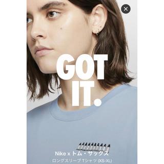 ナイキ(NIKE)のナイキ NIKE トムサックス TOM SACHS 新品 ロン Tee Tシャツ(Tシャツ/カットソー(七分/長袖))