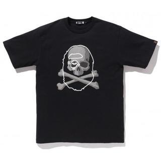 マスターマインドジャパン(mastermind JAPAN)の2XL mastermind vs A BATHING APE TEE Tシャツ(Tシャツ/カットソー(半袖/袖なし))