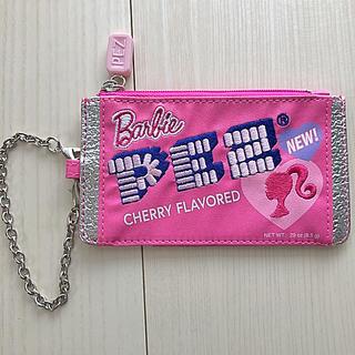 バービー(Barbie)の新品☆PEZ バービー☆定期入れ(名刺入れ/定期入れ)