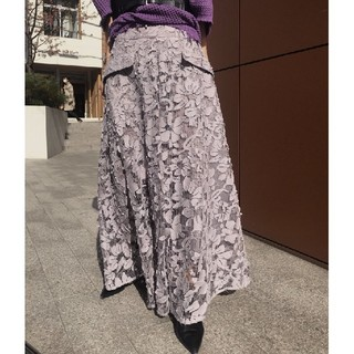 Ameri VINTAGE - アメリヴィンテージ SARAH 2WAY FLARE DRESS