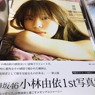 乃木坂46 - 感情の構図 小林由依1st写真集 欅坂