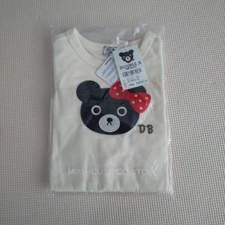 DOUBLE.B - ダブルビー ロングTシャツ サイズ100