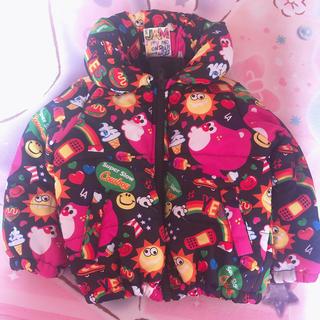 ジャム(JAM)のJAM90中綿ジャンパー 美品(ジャケット/上着)