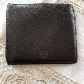 ロエベ(LOEWE)のLOEWE ロエベ二つ折財布 (折り財布)