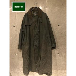 バーブァー(Barbour)の80~90s vintage Barbour trenchcoat 3crest(トレンチコート)