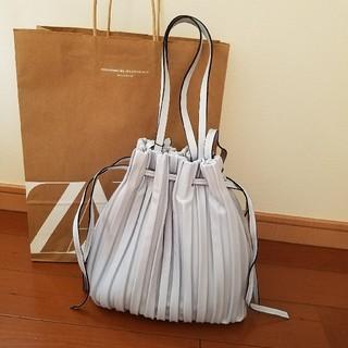 ZARA - ZARA ザラ 新品タグ付き プリーツ加工 バッグ ショルダー