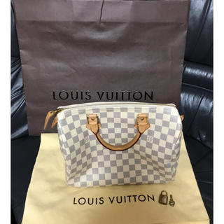 LOUIS VUITTON - ☆美品☆ ルイヴィトン スピーディ25 ダミエ アズール①