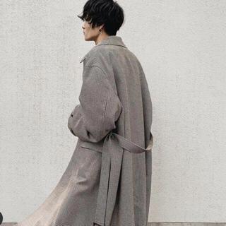 stein OVERSIZED DOWN PAT COAT コート