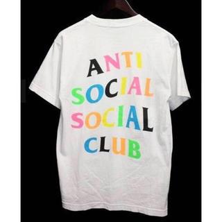 ANTI - ASSC LOGO TEE   color:ホワイト