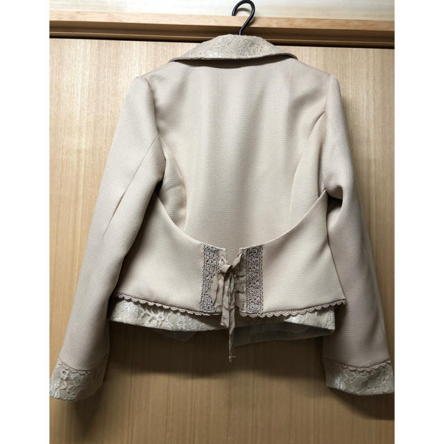 axes femme(アクシーズファム)のジャケット レディース  レディースのジャケット/アウター(テーラードジャケット)の商品写真