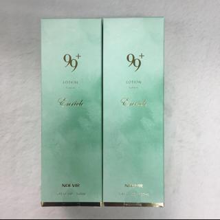 ノエビア(noevir)のノエビア99+エンリッチローション2点(化粧水/ローション)