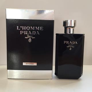 プラダ(PRADA)のプラダ オム インテンス オーデパルファム 100ml 香水 パルファム (香水(男性用))