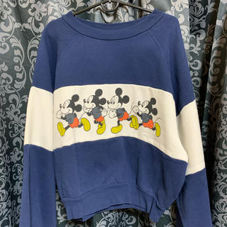 moussy - MOUSSY  mickey コラボ トップス