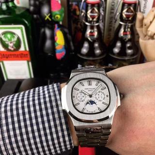 パテックフィリップ(PATEK PHILIPPE)のパテックフィリップ 腕時計 メンズ 自動巻き 人気(金属ベルト)