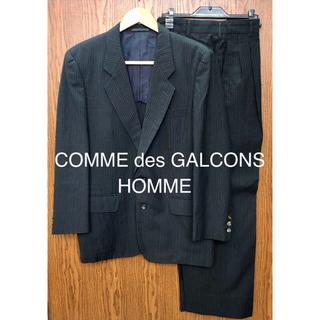 コムデギャルソン(COMME des GARCONS)の値下げ→COMME des GALCONS HOMME セットアップ(セットアップ)