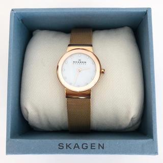 スカーゲン(SKAGEN)のレディース  358SRRD(腕時計)