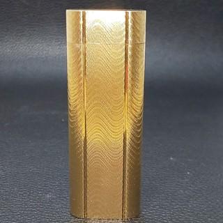カルティエ(Cartier)のカルティエ ライター オーバル ゴールド B27619(その他)