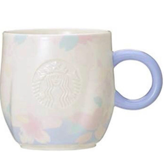 スターバックスコーヒー(Starbucks Coffee)のスターバックス さくら マグカップグレース 新品未使用 355ml ギフトBOX(グラス/カップ)
