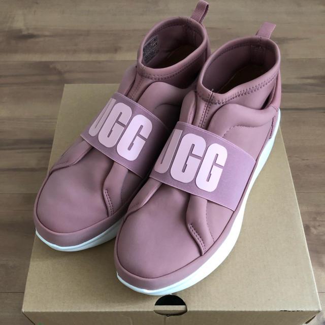 UGG(アグ)のUGG スニーカー スリッポン ピンク レディースの靴/シューズ(スニーカー)の商品写真