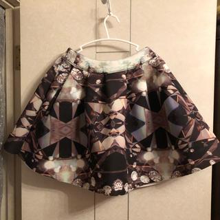 アナップ(ANAP)のANAP スカート 新品未使用(ひざ丈スカート)