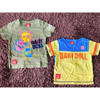 ベビードール(BABYDOLL)のベビードールTシャツセット(Tシャツ)