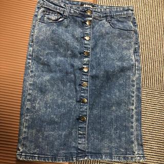 アナップ(ANAP)のスカート(ひざ丈スカート)
