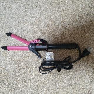ヴィダル サスーン ヘアアイロン ピンク シリーズ 2WAY 32mm(ヘアアイロン)
