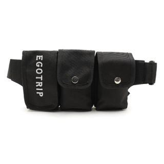 バレンシアガ(Balenciaga)のEGOTRIP ショルダーバッグ ボディーバッグ ブラック / FREE(ボディーバッグ)