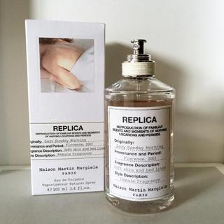 Maison Martin Margiela - マルジェラ 香水 レプリカ レイジーサンデーモーニング 箱付き
