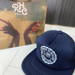 Ron Herman - RHC RonHerman hallywood to malibu キャップ 紺