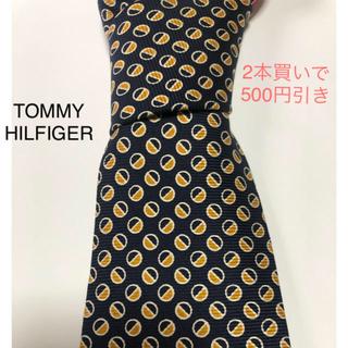 トミーヒルフィガー(TOMMY HILFIGER)のTOMMY HILFIGER ネクタイ 値下げ価格3月23日月曜まで(ネクタイ)