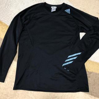 adidas - アディダス  スポーツウェア ロングTシャツ