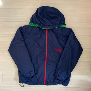 THE NORTH FACE - THE NORTH FACE 140cm 内ボアジャケット