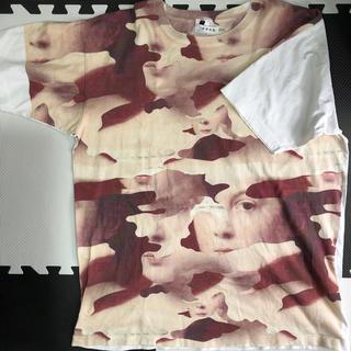 アチャチュムムチャチャ(AHCAHCUM.muchacha)のあちゃちゅむ ビッグT(Tシャツ(半袖/袖なし))