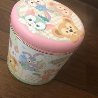 Disney - ダッフィーフレンズ 缶