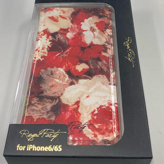 ROYAL PARTY iPhone6/6s 手帳ケース