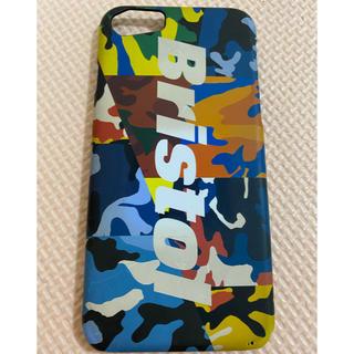 エフシーアールビー(F.C.R.B.)のfcrb Bristol iPhoneケース(iPhoneケース)