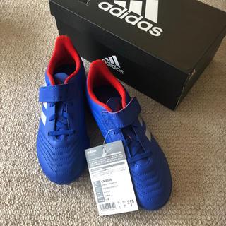 adidas - 【新品未使用】アディダス 21.5 サッカーシューズ