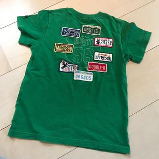 DOUBLE.B - Tシャツ*フラッグ [120]