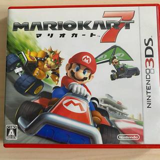 ニンテンドー3DS - マリオカート7 NINTENDO 3DS