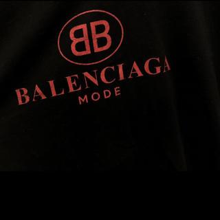 Balenciaga - バレンシアガモードTシャツ