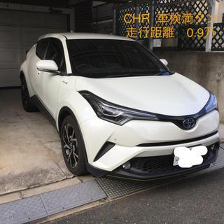 トヨタ - トヨタ C-HR G ハイブリッドLEDエディション240万円