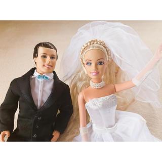 Barbie - ウエディング バービー ケン
