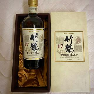 ニッカウイスキー(ニッカウヰスキー)の竹鶴 17年(ウイスキー)