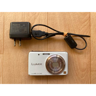 Panasonic - デジカメ LUMIX DMC-FX80