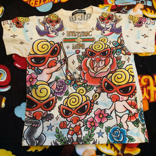 HYSTERIC MINI - ヒスミニ タトゥー Tシャツ