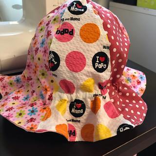 カラフル💓チューリップハット(帽子)