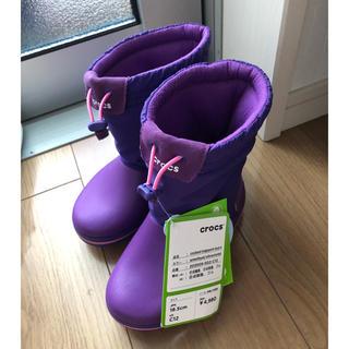 クロックス(crocs)のcrocs/スノーブーツ(長靴/レインシューズ)
